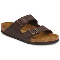 Παπούτσια Άνδρας Τσόκαρα Birkenstock ARIZONA LARGE FIT Brown / Fonce