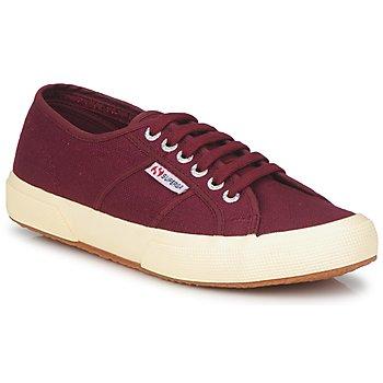 Παπούτσια Χαμηλά Sneakers Superga 2750 COTU CLASSIC Dark / Bordeaux