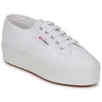 Παπούτσια Γυναίκα Παντόφλες Superga 2790 LINEA Ασπρό