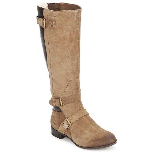 Παπούτσια Γυναίκα Μπότες για την πόλη UGG CYDNEE FAWN