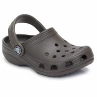 Παπούτσια Παιδί Σαμπό Crocs KIDS CLASSIC CAYMAN Σοκολά