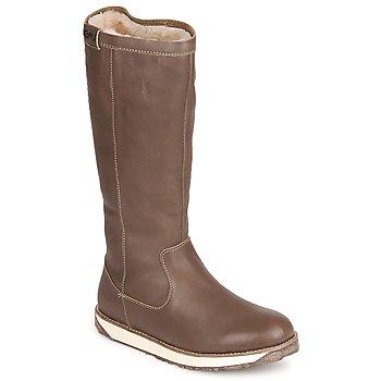 Παπούτσια Γυναίκα Μπότες EMU LEEVILLE Mushroom