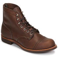 Παπούτσια Άνδρας Μπότες Red Wing IRON RANGER Brown