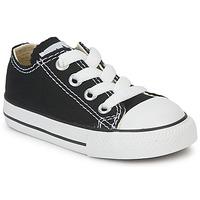 Παπούτσια Παιδί Χαμηλά Sneakers Converse ALL STAR OX Black