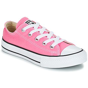 Παπούτσια Κορίτσι Χαμηλά Sneakers Converse CHUCK TAYLOR ALL STAR CORE OX ροζ