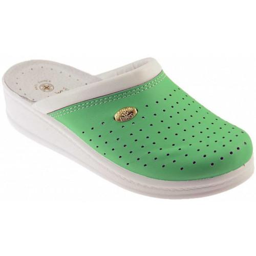 Παπούτσια Άνδρας Σαμπό Sanital  Green