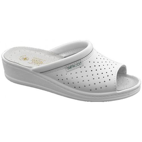 Παπούτσια Άνδρας Τσόκαρα Sanital  Άσπρο