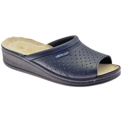 Παπούτσια Άνδρας Τσόκαρα Sanital  Μπλέ