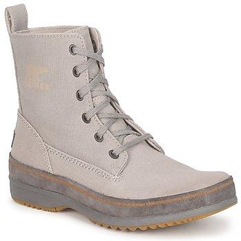 Παπούτσια Άνδρας Μπότες Sorel  Grey
