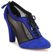 Παπούτσια Γυναίκα Χαμηλές Μπότες Bourne PHEOBE Mπλε