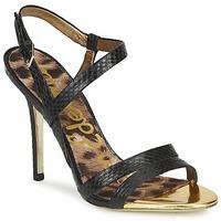 Παπούτσια Γυναίκα Σανδάλια / Πέδιλα Sam Edelman ABBOTT Μαυρο / Snake