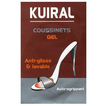 Αξεσουάρ Γυναίκα Accessoires Υποδήματα Kuiral COUSSINET GEL 0.0