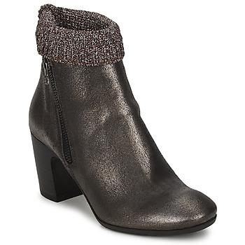 Παπούτσια Γυναίκα Μποτίνια Fru.it SOLIU Μεταλικό