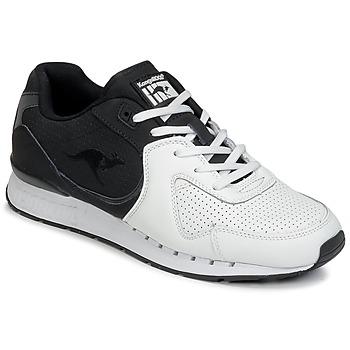Παπούτσια Άνδρας Χαμηλά Sneakers Kangaroos COIL-R2 TONE άσπρο / Black