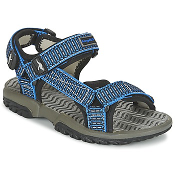 Παπούτσια Αγόρι Σανδάλια / Πέδιλα Kangaroos KS 22 μπλέ