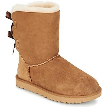 Παπούτσια Γυναίκα Μπότες UGG BAILEY BOW II Beige