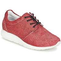 Παπούτσια Γυναίκα Χαμηλά Sneakers Maruti WING Red