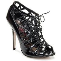 Παπούτσια Γυναίκα Σανδάλια / Πέδιλα Lipsy SHEZZA Μαυρο