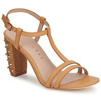 Παπούτσια Γυναίκα Γόβες Lola Cruz STUDDED Beige / Tan