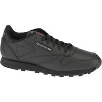 Παπούτσια Αγόρι Χαμηλά Sneakers Reebok Sport Classic Leather Noir