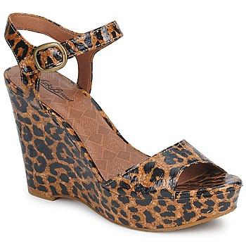 Παπούτσια Γυναίκα Σανδάλια / Πέδιλα Lucky Brand LINDEY Luxe / Leopard