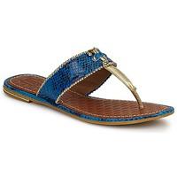 Παπούτσια Γυναίκα Σανδάλια / Πέδιλα Juicy Couture ADELINE Bright / Mπλε / Snake