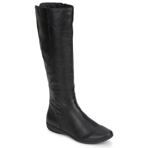 Παπούτσια Γυναίκα Μπότες για την πόλη Moony Mood GURLEN Black