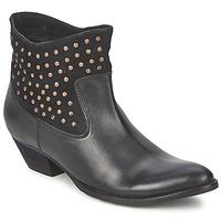 Παπούτσια Γυναίκα Μπότες Friis & Company DUBAI FLIC Black