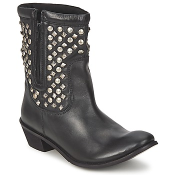 Παπούτσια Γυναίκα Μπότες Friis & Company DUBLIN JANI Black