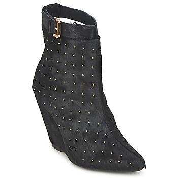 Παπούτσια Γυναίκα Μποτίνια Friis & Company KANPUR Black