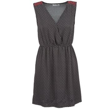 Υφασμάτινα Γυναίκα Κοντά Φορέματα Betty London DADIO Black