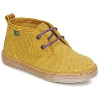 Παπούτσια Αγόρι Μπότες El Naturalista KEPINA Yellow