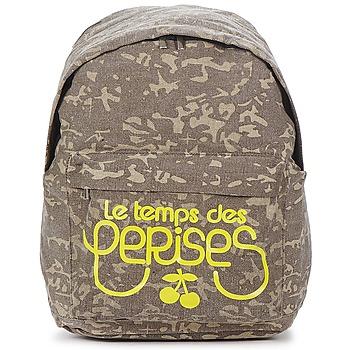 Τσάντες Γυναίκα Σακίδια πλάτης Le Temps des Cerises HUNTER 1 KAKI