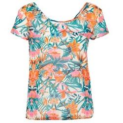 Υφασμάτινα Γυναίκα Αμάνικα / T-shirts χωρίς μανίκια LTB SEHITABLE Multicolour
