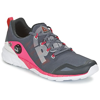 Παπούτσια Γυναίκα Τρέξιμο Reebok Sport REEBOK ZPUMP FUSION Grey / ροζ