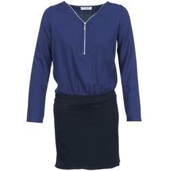 Υφασμάτινα Γυναίκα Κοντά Φορέματα Betty London DEYLA Black / MARINE