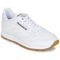 Παπούτσια Χαμηλά Sneakers Reebok Classic CLASSIC LEATHER Άσπρο