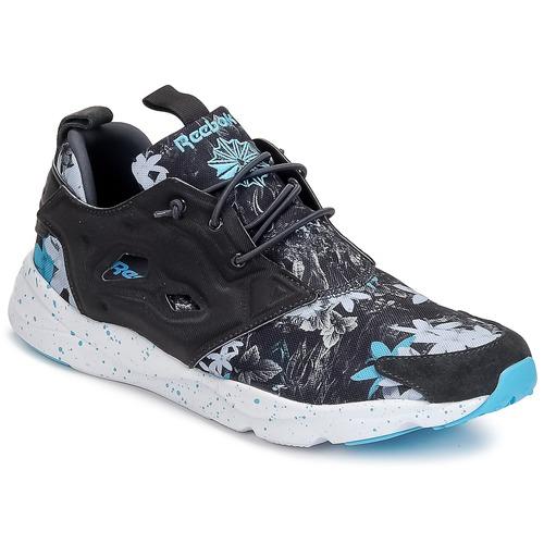 Παπούτσια Άνδρας Χαμηλά Sneakers Reebok Classic FURYLITE NP Grey / μπλέ