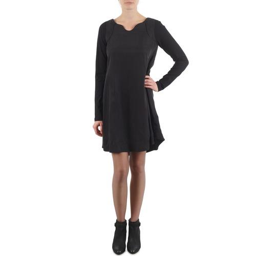 Υφασμάτινα Γυναίκα Κοντά Φορέματα Diesel D-LUNA DRESS Black