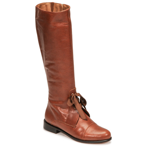 Παπούτσια Γυναίκα Μπότες για την πόλη Fericelli MAURA CAMEL