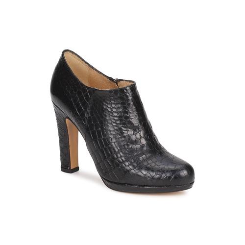 Παπούτσια Γυναίκα Χαμηλές Μπότες Fericelli OMBRETTA Black
