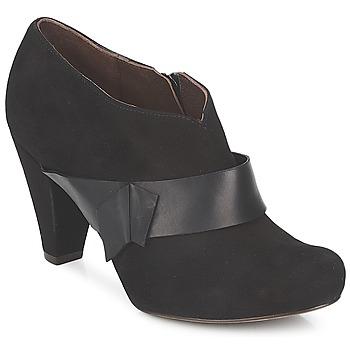 Παπούτσια Γυναίκα Χαμηλές Μπότες Coclico OTTAVIA Black