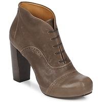 Παπούτσια Γυναίκα Μποτίνια Coclico LILLIAN Grey
