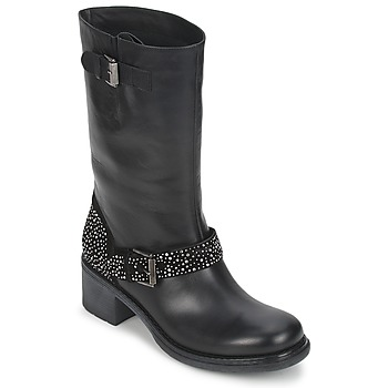 Παπούτσια Γυναίκα Μπότες Janet Sport CARYFENO Black