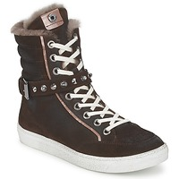 Παπούτσια Γυναίκα Ψηλά Sneakers Janet Sport MOROBRAD Brown
