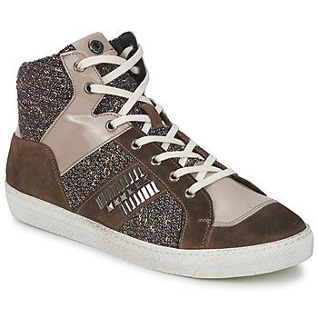 Παπούτσια Γυναίκα Ψηλά Sneakers Janet Sport ERICMARTIN TAUPE