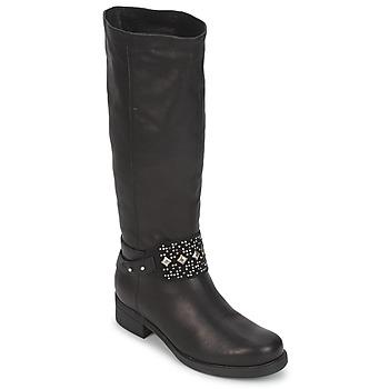 Παπούτσια Γυναίκα Μπότες για την πόλη Janet&Janet VAN BRADNER Black