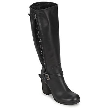 Παπούτσια Γυναίκα Μπότες για την πόλη JFK SEMATA Black