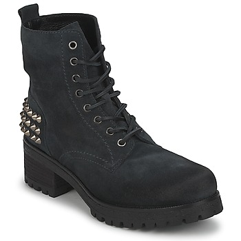 Παπούτσια Γυναίκα Μπότες JFK SIMAIT Black