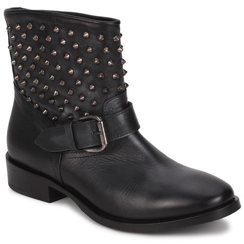 Παπούτσια Γυναίκα Μπότες JFK BARBALA Black